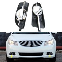 2PCS A lot For Buick LaCrosse 2010- 13 Car Auto Front Bumper ...