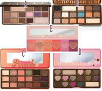HOT Makeup Chocolate Bar Eyeshadow palette semi- sweet bonbon...