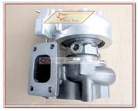 T25 T28 T25T28 T25 / 28 Turbo Turbo TurboCharger لشركة نيسان S13 S14 S15 comp .60 التوربينات .64 a / r المياه المبردة T25 شفة