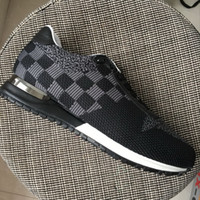 New 2017 men' s black Weaving sneakers, brand top quality...