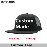 Zefit Custom Baseball Camionneur Mesh Casquettes Chapeaux Casquette Plat Courbe Crête Réglable Snapback Chine Usine