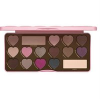3 generations chocolate sweet peach new 16 Colors Makeup Pal...
