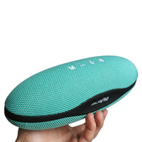 Bluetooth Speaker Portable Wireless Speakers Rugby Shaped Bl...