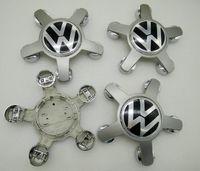 135 millimetri ruota Centro Cap Hub Centro Hubcap 5 razze Per VW New Per A4 L A6L 4F0601165N 4F0 601 165 N