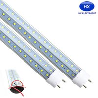 Super Bright 8ft 6ft 5ft 4ft T8 Led Light Tubes G13 T8 Led T...