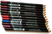 SPEDIZIONE GRATUITA CALDA buona qualità Più bassa Buona vendita più venduta Più recente EyeLiner Matita per rossetto 12 colori diversi + regalo