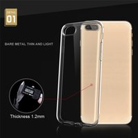 Case For Apple iPhone x case Soft Silicone Transparent TPU F...
