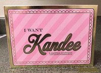 New Makeup I Want Kandee Eyeshadow Palette Limited Edition c...