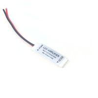 12V 미니 RGB LED Ampliifier 3x4A 신호 중계기 컨트롤러 2835 3528 5050 5630 RGB LED 스트립 조명 디머 3Channel dc12volt 대한 CE ROSH