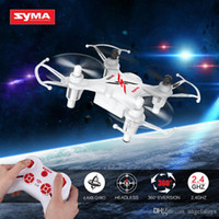 Latest Mini Drone Syma X12S 4CH 6- Axis Gyro RC Helicopter Dr...