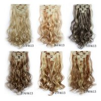 Wholesale 25 inch hair extensions buy cheap 25 inch hair 1pcs 50cm 25 inch 130g synthetic hair extension wavy hair piece amazing 25medium hair pmusecretfo Images