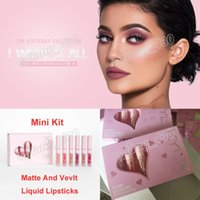 2017 Newest Kylie Jenner Birthday 6pc set Mini Kit Matte And...