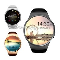 Luxurious KW18 Bluetooth Smart Watch Touch Screen Support SI...