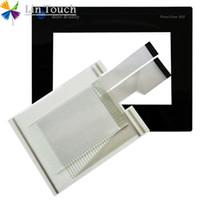 NEU Panelview 900 2711-T9A3L1 2711-T9A5L1 2711-T9C1L1 HMI-SPS TouchScreen UND Front-Etikett Film Touchscreen und Frontlabel