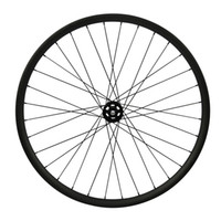29ER 12K Matte Black Carbon VTT Paire De Roues Avec Powerway M82 boost Hub Carbone VTT Partie Mountain Bicycle Wheel Set