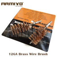 Armiyo 12GA 12 Gauge 18. 5mm Hunting Shotgun Bronze Wire Gun ...