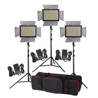 Studio lighting Kit 3pcs Yongnuo YN900 3200- 5500K CRI 95+ 90...