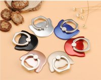 2017 Luxury Creative Finger Ring Stand 360 Degree Rotation c...