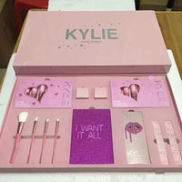new Kylie Jenner Cosmetics 4pcs pink Set I Want It All Birth...