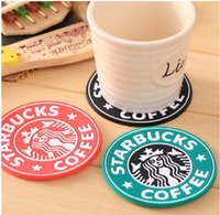 MQQ=1pc only! 2017 new Silicone Coasters Cup thermo Cushion ...