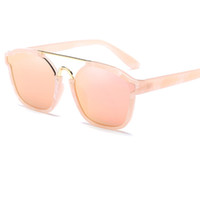 New Fashion Brand Sunglasses Women Vintage Square Men Glasse...