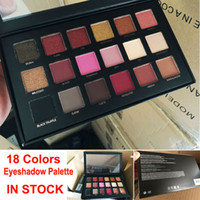 In Stock Beauty eyeshadow palette Rose Gold Textured 18 colo...