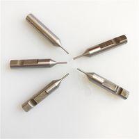 HSS 추적자 점 V8 / X6 열쇠 절단기를위한 1.0mm 조사 자동차 열쇠 duplicating (1 조각)