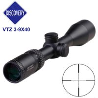 Discovery VT-Z 3-9X40 Tactical Optical Riflescope Long Eye Relief Rifle Scope Mildot Reticle Caccia Scopes per Airsoft Air Guns