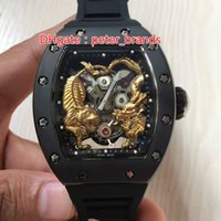 Dragon tiger face automatic men' s watch fashion high qu...