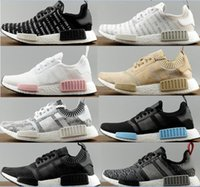 Very popular newest nice women mens NMD R1 W PK Outdoor Shoe...