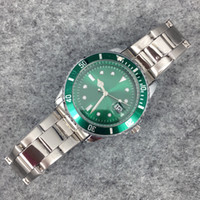 2017 New Fashion Men Big Watch Green Stainless steel High Qu...