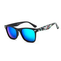 New Kids Sonnenbrille Jungen Baby Sonnenbrille Mädchen Kinder Brille Sonnenbrille Für Jungen UV400 Sonnenbrille Nette Kühle gafas Großhandel