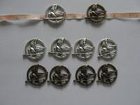 حار بيع diy سبائك الفضة acories aceories الجوع ألعاب التبت الفضة سحر العتيقة الفضة صالح أساور القلائد