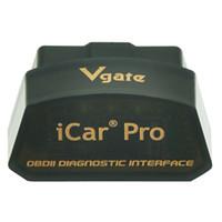 الأصلي Elm327 الإصدار 1.5 Vgate Icar IV Pro OBD2 بلوتوث V3.0 V4.0 WIFI لالروبوت IOS Icar PRO IV