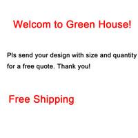 Más barato diseño personalizado parche bordado cualquier tamaño cualquier calidad Logo parches bordados proveedor precio al por mayor envío gratuito