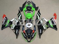 Neue Aftermarket ABS Injection Fairings Gesetzt Fit Fur Kawasaki Ninja ZX6R 599 636 13 16