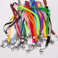 Schlüsselband-Halsketten-Schnur-Halsketten-Riemen mit Klipp-Ring für Ego-Reihe Ego-t Ego-c Ego-w elektronische Zigarette E-Zigarette E Cig Heißer Verkauf