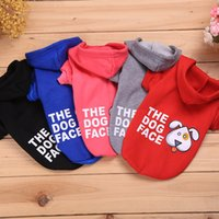 Fashion Pet Apparel Dog Clothes Small Dogs Coat with Hooded ...