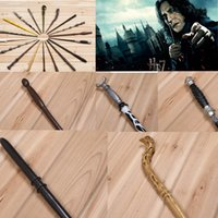 28 Styles Cosplay Harry Potter Wand magic wand Dumbledore ma...