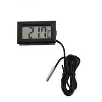 digitales thermometer elektronisches auto thermometer instrumente feuchtigkeit hygrometer temperatur meter sensor pyrometer thermostat c450