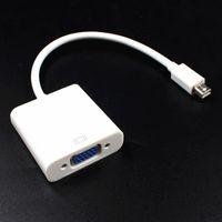 Порт мини-дисплея Мужской DP Thunderbolt-VGA Разъем Кабель-адаптер для Apple MacBook Pro Air