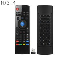 MX3- M Voice Mini Remote Keyboard 2. 4G Wireless Remote Contro...