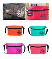 Best Quality Pink letter Fanny Pack Pink Letter Waist Belt Bag Fashion  Beach Travel Bags Waterproof Handbags Purses Outdoor backpacks by dhl 0063fa18e29de