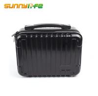Sunnylife DJI Mavic Air Drone Saco Bolsa de Ombro Portátil Hardshell Mala de Armazenamento Bolsa de Bolsa para DJI Mavic Acessórios de Ar