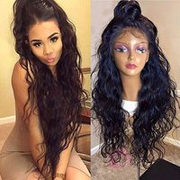 ZhiFan 14- 24 inch Hand Hook Burmese Hair Full Lace Wig For B...