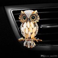 Owl Air Freshener Outlet Perfume beauty car ornaments Interi...