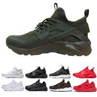 best service 036b5 5e388 Nike Air Huarache Nuevo zapato de diseño Huarache Ultra Running Shoes para  mujeres para hombre zapatillas