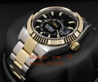 Mens High Quality Luxury AAA brands New style 42mm SKY- DWELL...