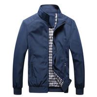 HOWL YÜCE 2017 Yeni Varış Ilkbahar ve Sonbahar erkek Blazer Erkek Ceket Mont Fermuar Ince Yüksek Kaliteli Marka ceketler Erkek