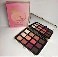 Hot Just Peachy Matte Sweet Peach Chocolate Eye Shadow 6 kin...
